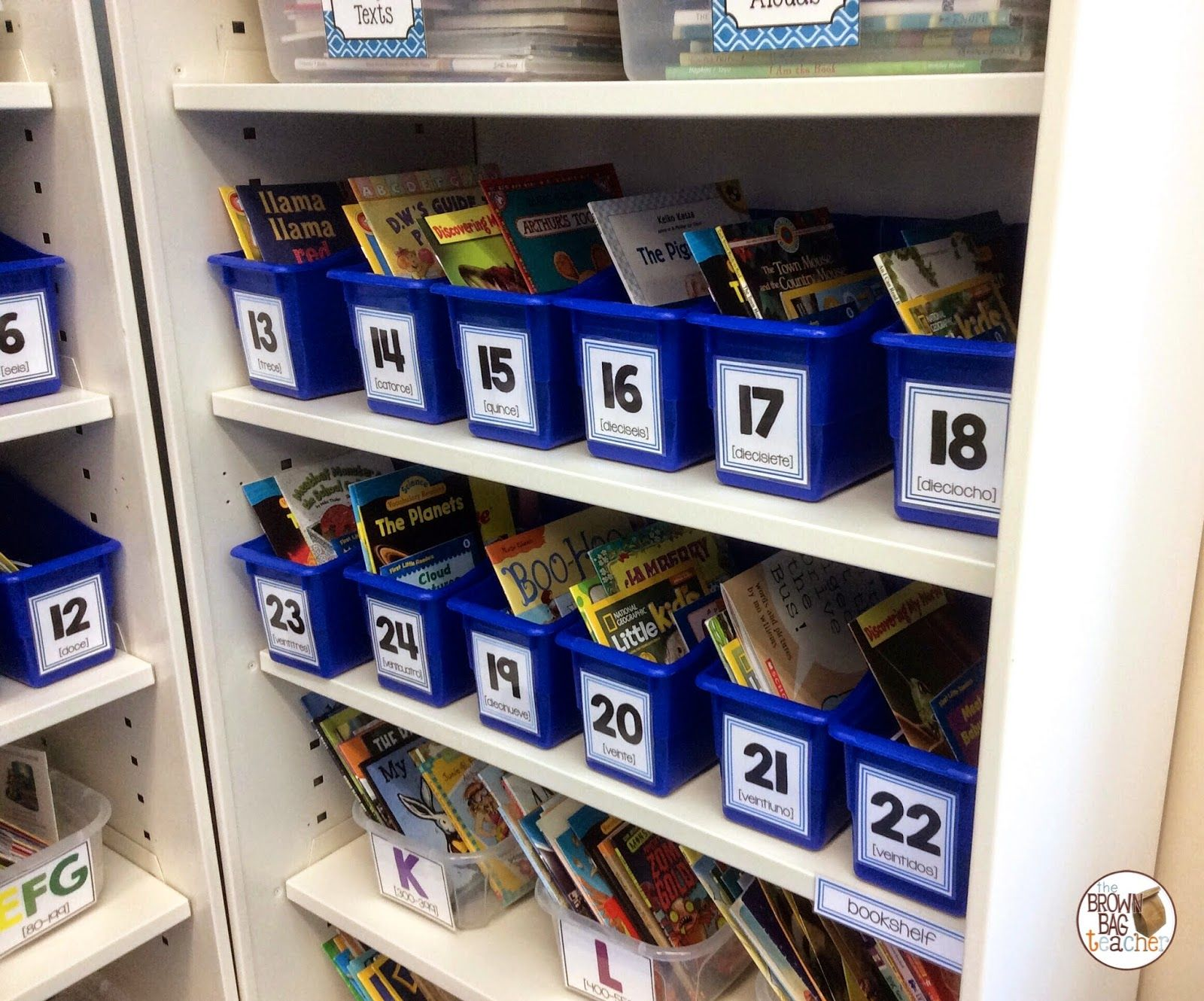 The Brown-Bag Teacher: Daily 5: Launching Read to Self - Building Reading Stamina