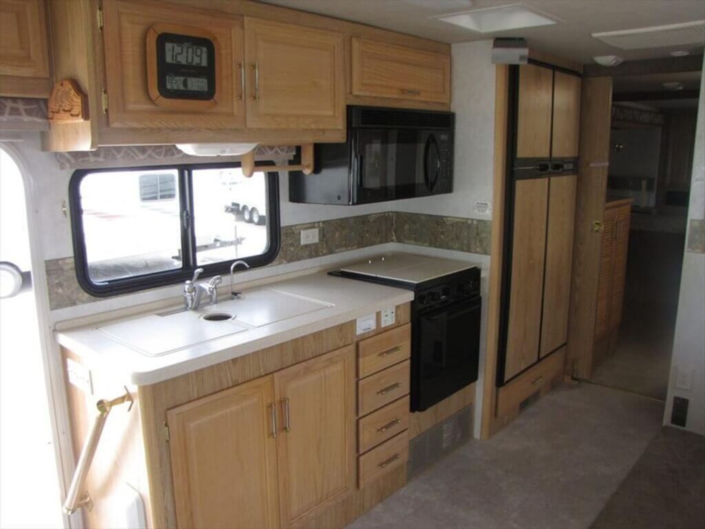 Stunning Rv Renovation Design Ideas For Kitchen Stunning Rv