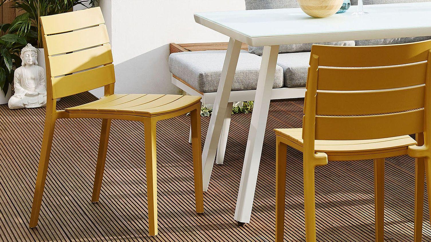 E Garden Chair Danetti Uk
