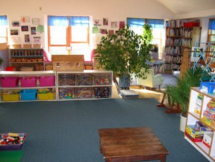 Preschool Classroom Design Ideas with Colorful Decoration and Safe ...