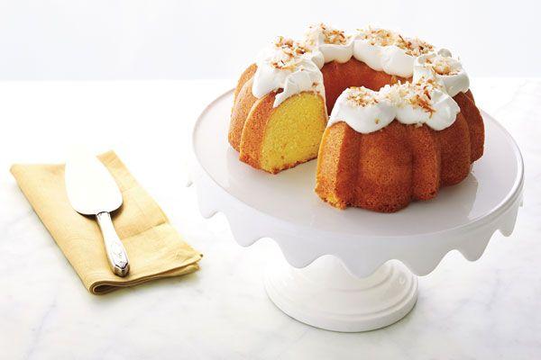 Martha Bakes Coconut Episode Pbs Food Lemon And Coconut Cake Martha Stewart Recipes Baking