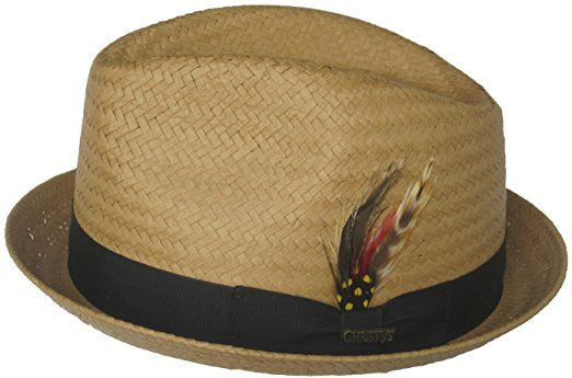 2cc1a3c82f478 Christys Made in USA Toyo Straw Fedora Low Profile Classic C Crown Stingy  Brim Review