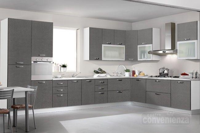 cucine ad angolo moderne piccole - Cerca con Google | CUCINE ...