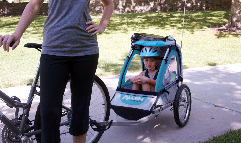 Best Jogging Stroller Bike Trailer Combos For Kids Best Rated