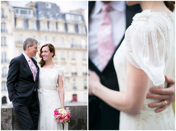 Jenny Packham Wedding Dress For Paris At Lerre