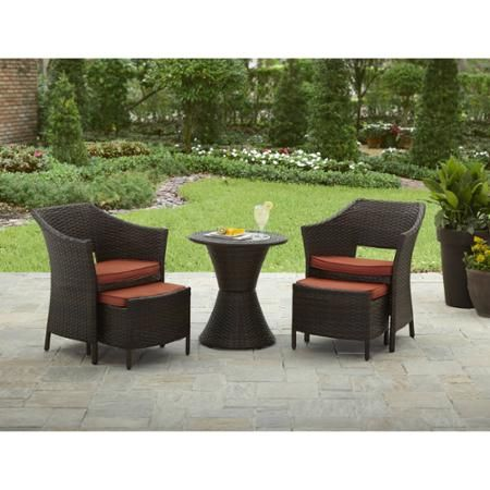 Better Homes And Gardens Mira Bay 5 Piece Leisure Set
