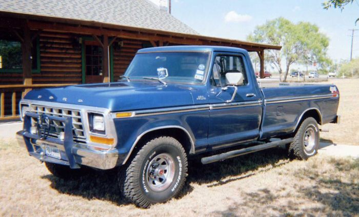 1977 f350 customer submitted pictures of 1973 1979 ford trucks for johnny. Black Bedroom Furniture Sets. Home Design Ideas