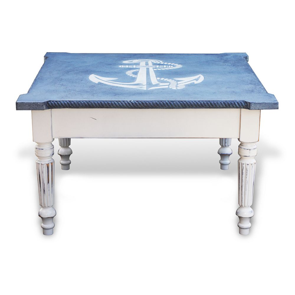 Nautical old world alder wood coffee table overstock nautical old world alder wood coffee table overstock shopping the best deals geotapseo Image collections