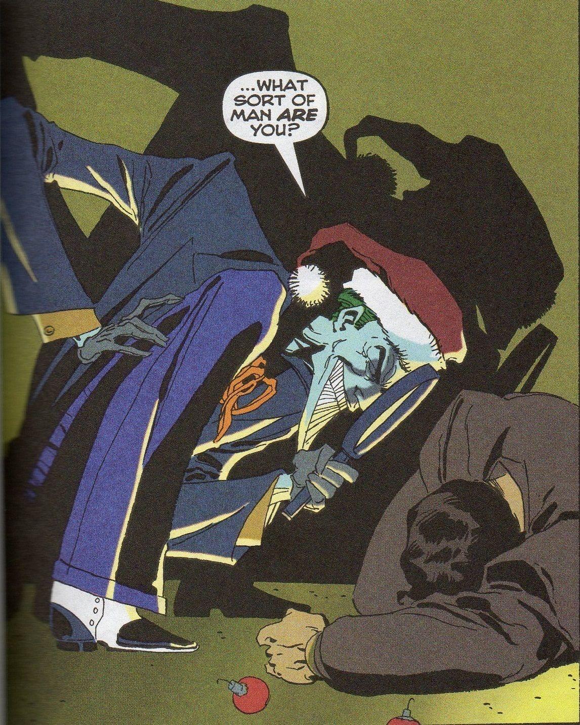 The Joker & Harvey Dent | Batman: The Long Halloween | The Long ...