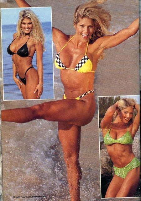 Torrie wilson fitness beauties female fitness - Diva my body your body ...