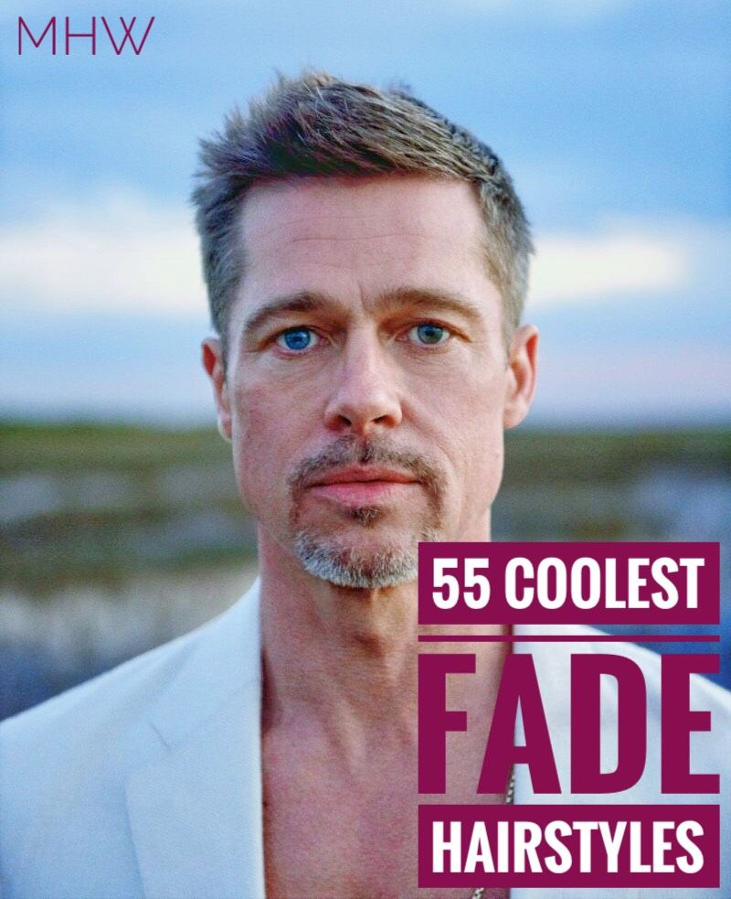 55 coolest fade hairstyles for men mens hairstyles fade