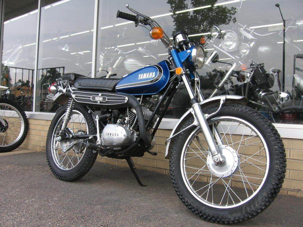 Yamaha Trail Enduro Ebay Trail Motorcycle Enduro Motorcycle