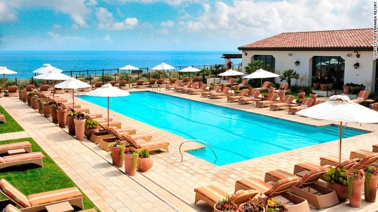 L A Hotel Pools 6 That Make A Real Splash Hotel Pool Oceanfront Vacation Rentals Spa Vacation
