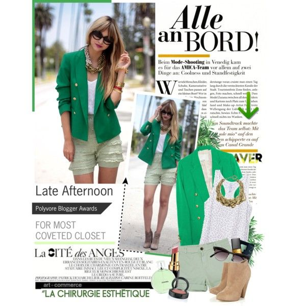 """""""Greeeen with envyyy..."""" by are-you-with-me on Polyvore"""