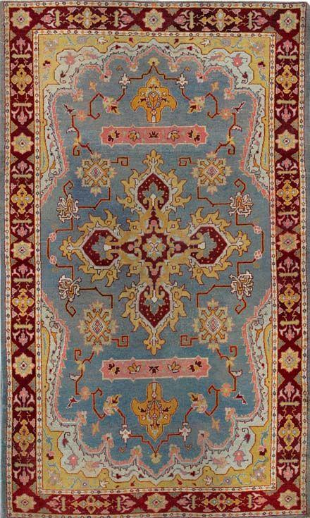 Antique Indian Agra Oriental Rug 43958 By Nazmiyal