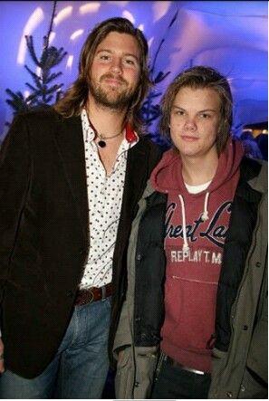 Avicii And His Brother Avicii Tim Bergling Dj Music