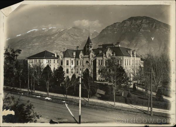 Brigham Young College Provo Utah