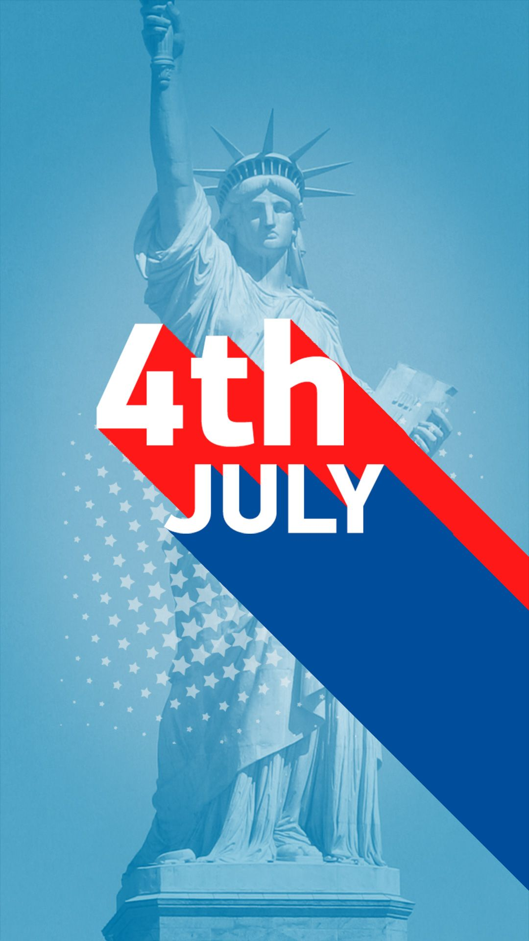 TAP AND GET THE FREE APP! Art Creative USA independence