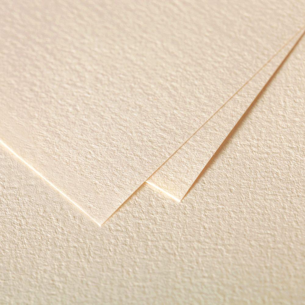 Papier Ondine Grain de Pollen Clairefontaine A4 120 gr 5 feuilles en 2020   Papier texture ...