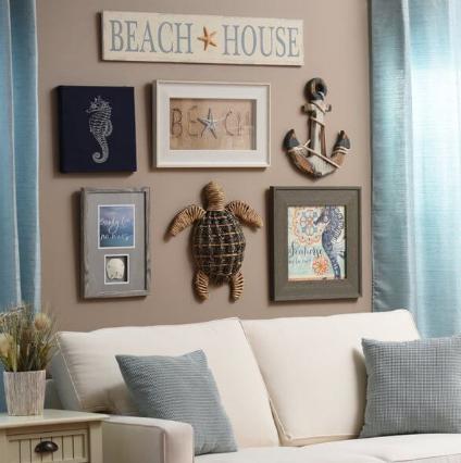 Photo of Beach Wall Decor – Beachfront Decor