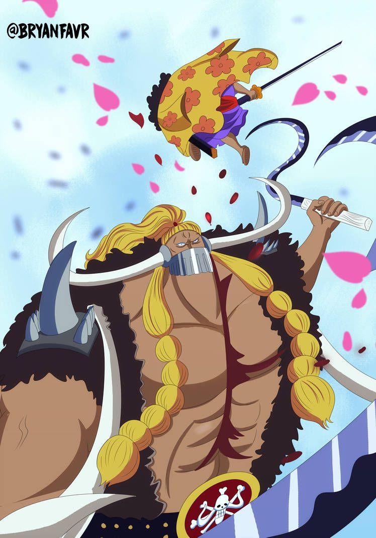 Jack vs Shutenmaru (One Piece Ch. 921) by bryanfavr (con ...