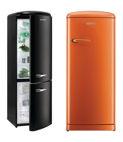 Amazing Retro Refrigerators | Retro Refrigerator, Apartment Size Refrigerator, Sub  Zero Refrigerator