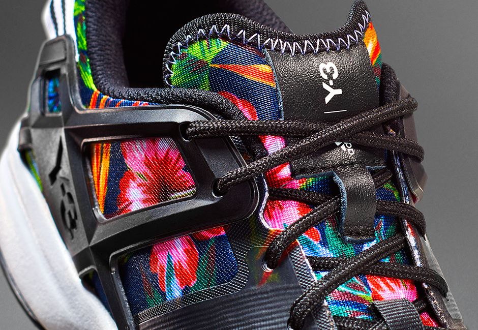 Adidas And Y 3 Team Up For Floral Based Roland Garros Collection Sneakernews Com Roland Garros Sneakers Adidas