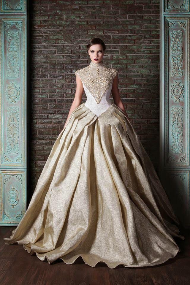 Haute Couture | Rami Kadi 2014