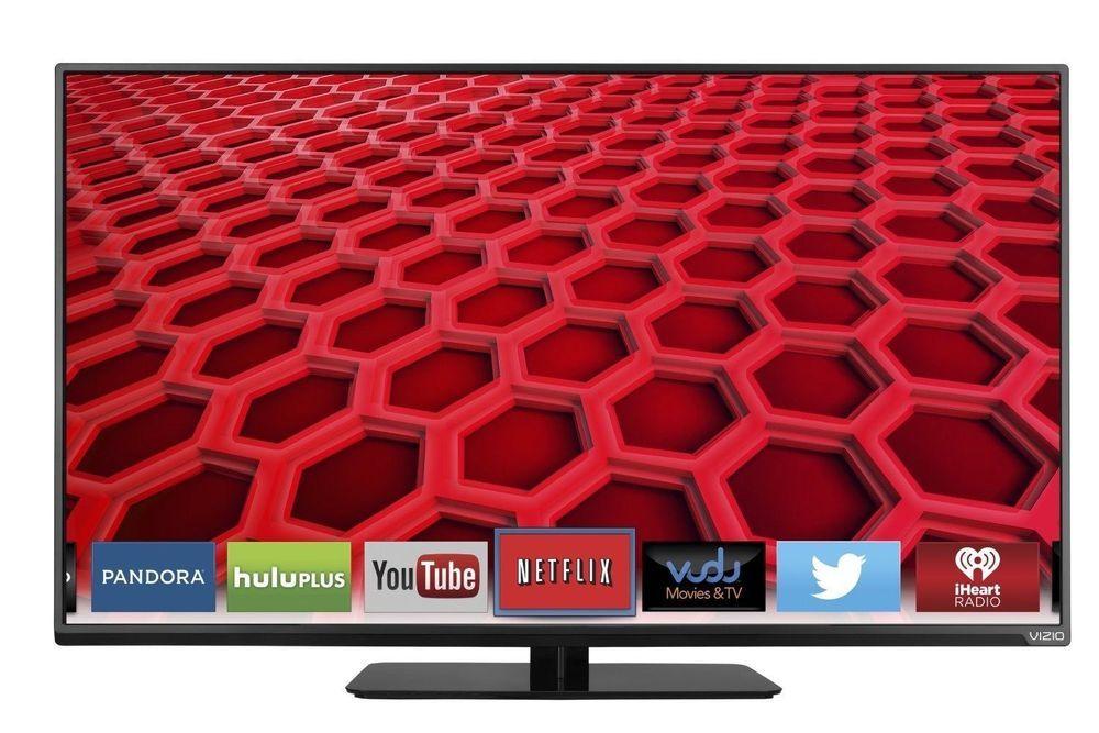 VIZIO E420i-B0 42-Inch 1080p 120Hz Smart LED HDTV  BRAND NEW, NO WORRIES NEW+ #Vizio