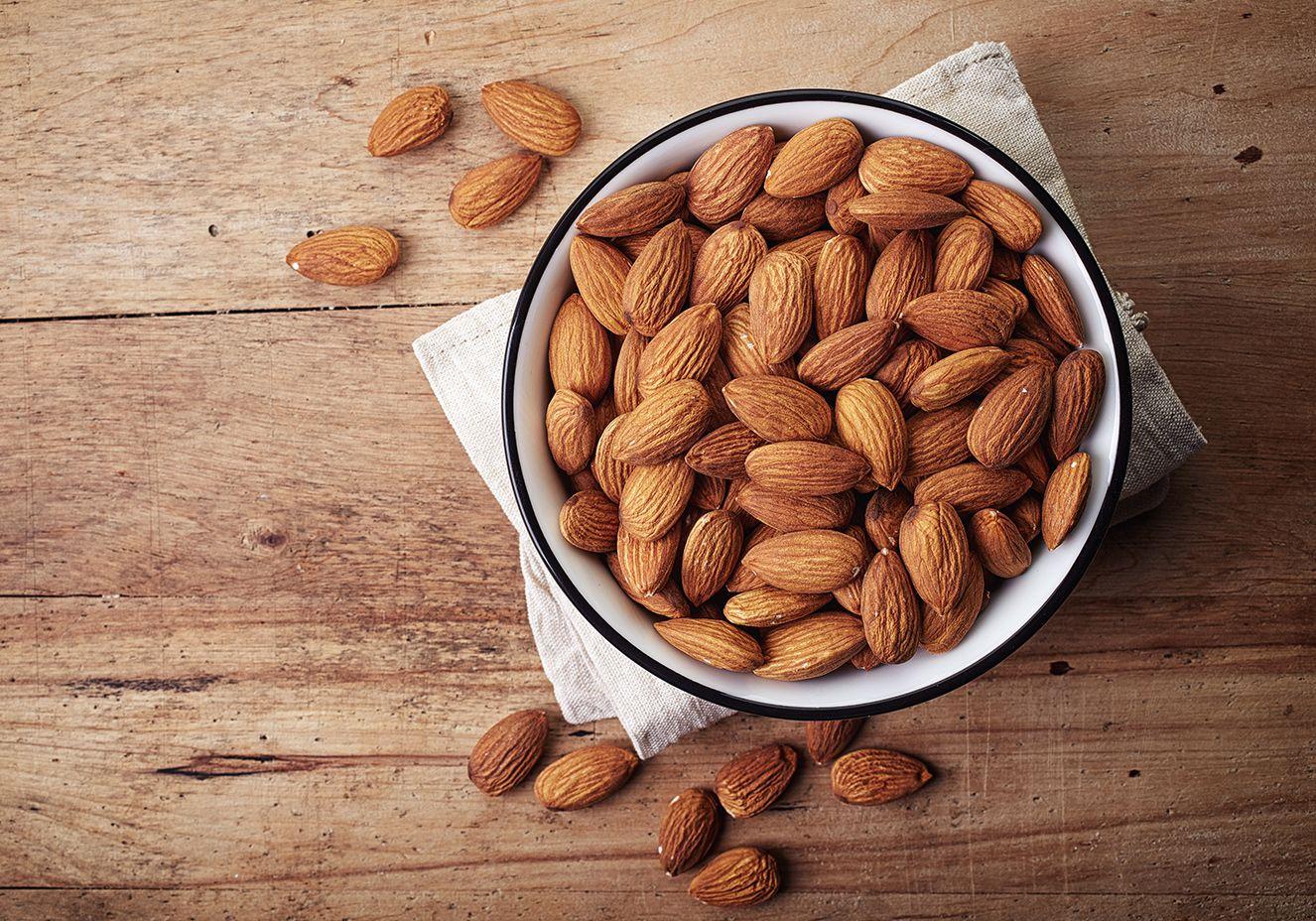 A Quantidade Ideal De Amendoas Que Voce Deve Consumir Para