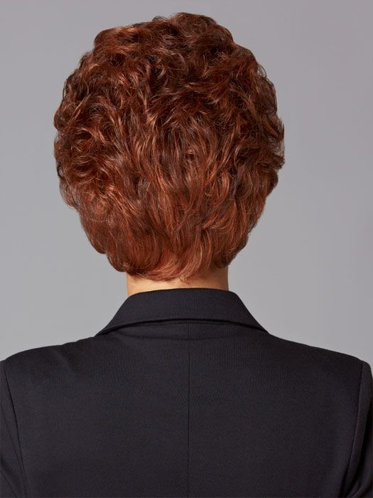 coiffure courte rousse Hair Short hair styles, Curly