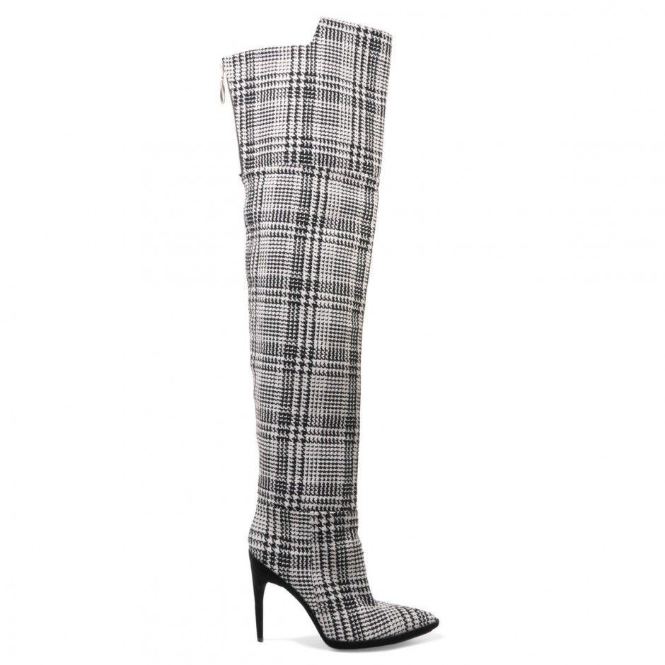 Style Guide to Wearing Over-the-Knee Boots Like a Modern Woman - Coveteur.com