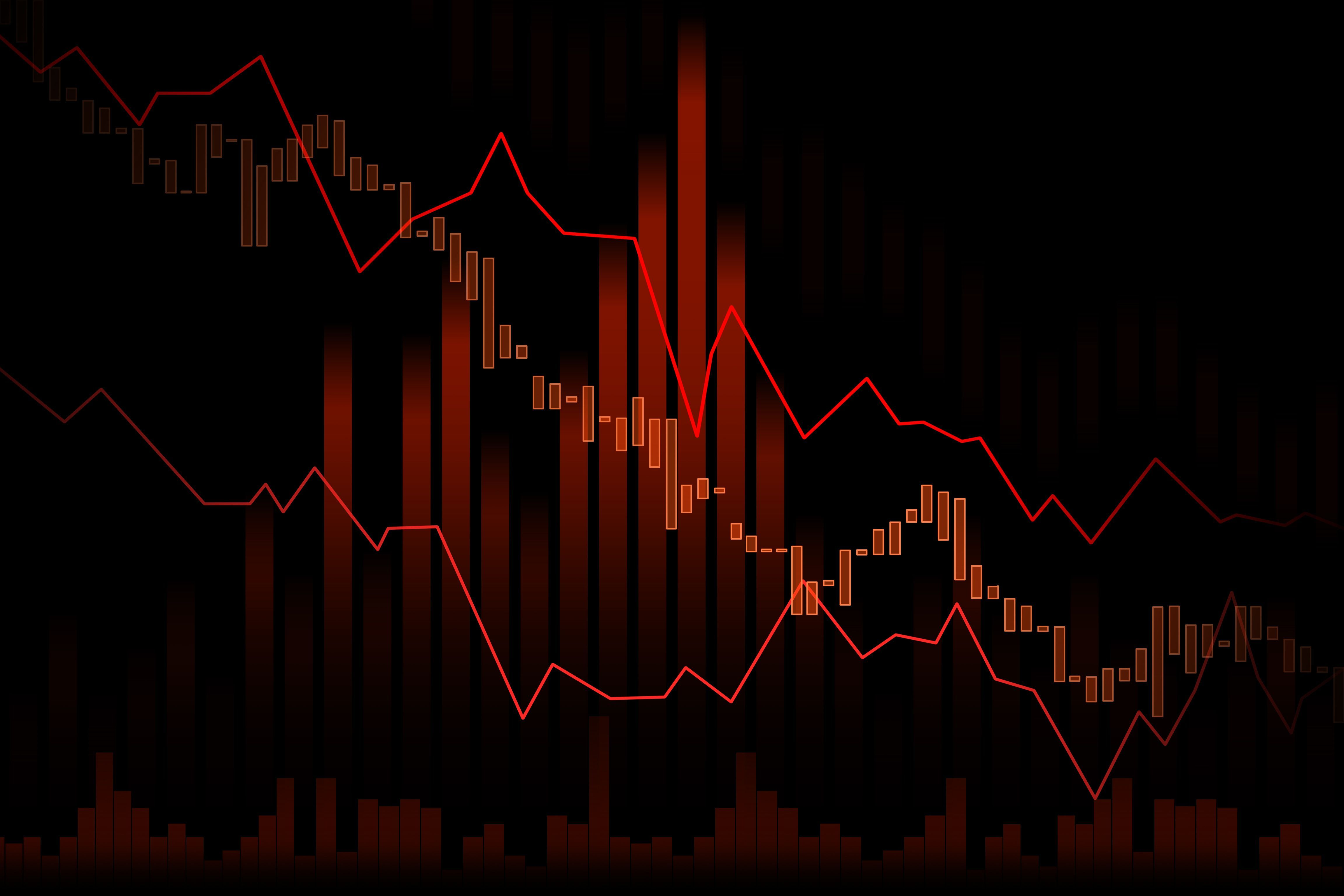 Downtrend Stock Market Or Forex Trading Graph In Graphic Concept In 2020 Forex Trading Stock Market Stock Market Graph