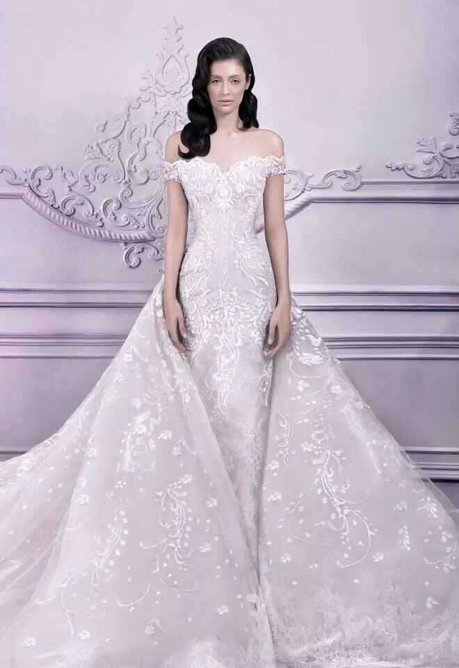 Michael Cinco wedding dress | WEDDING: Colourful | Pinterest ...
