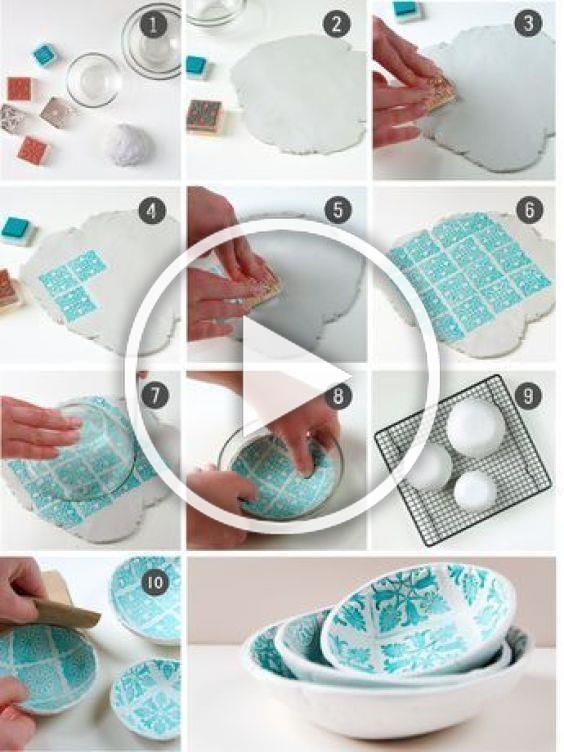 crafts to sell Remark rendre l a pâte à sel très facile  Decor Scan Los angeles nouvelle façon de penser votre maison et votre design dint&eacu...