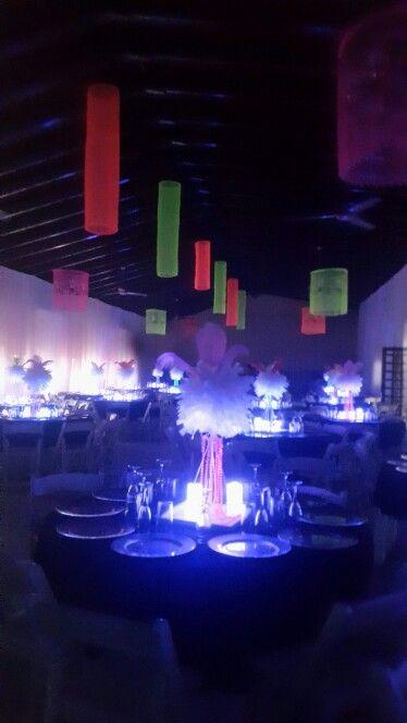 15 años neon club de leones