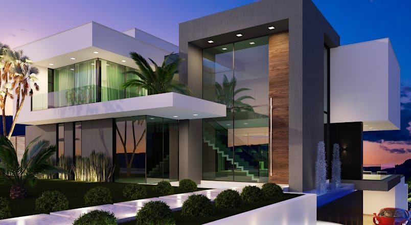 Encontre o melhor arquitetos para a sua casa no homify for Fachadas de casas modernas en lima