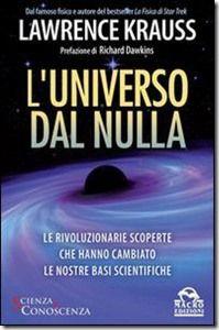 L'Universo dal Nulla
