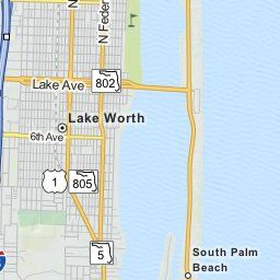 Map Of Lake Worth Florida.628 Lake Ave Lake Worth Fl 33460 Directions Location And Map