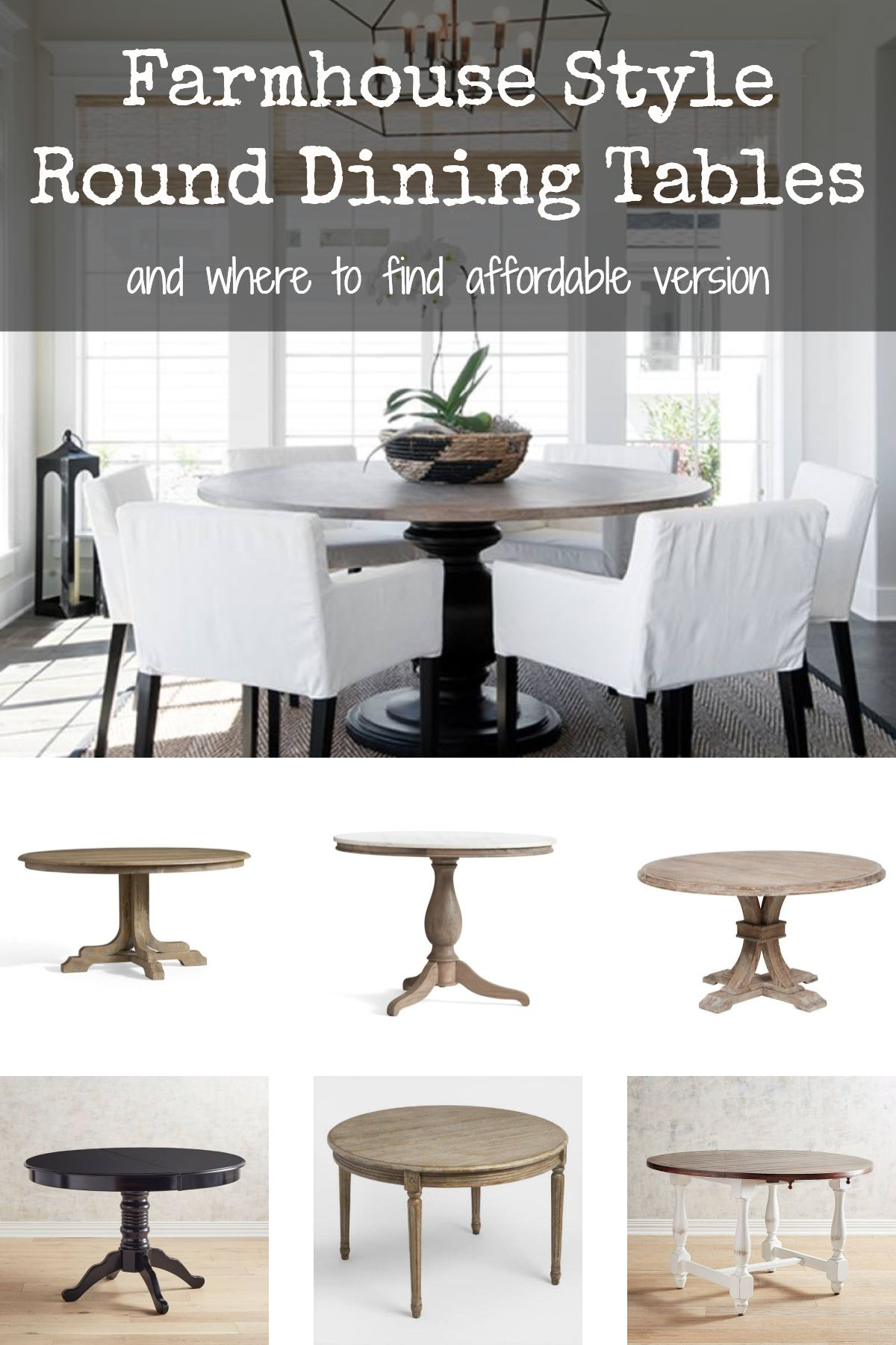 Room Redo Modern Farmhouse Dining Room By Balis Modern Farmhouse Dining Room Modern Farmhouse Dining Rustic Round Dining Table