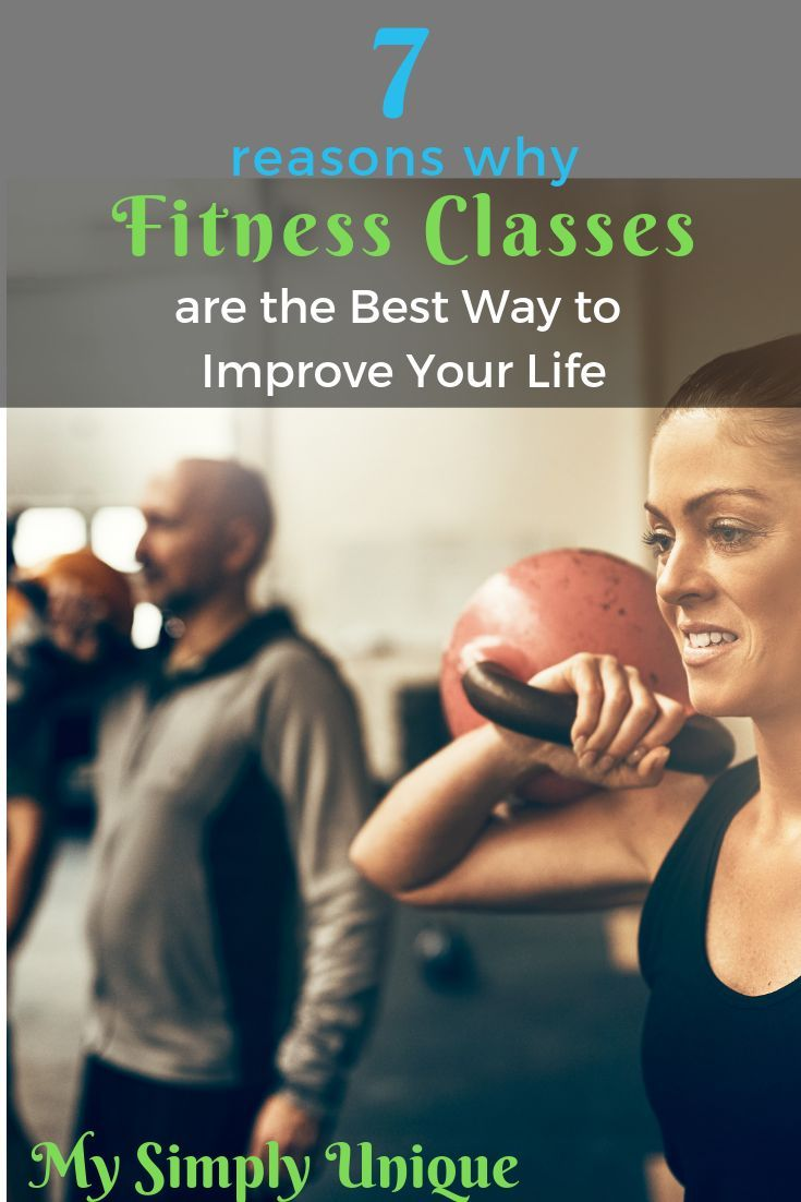 Fitness Classes are the Best Way to Improve Your Life ...