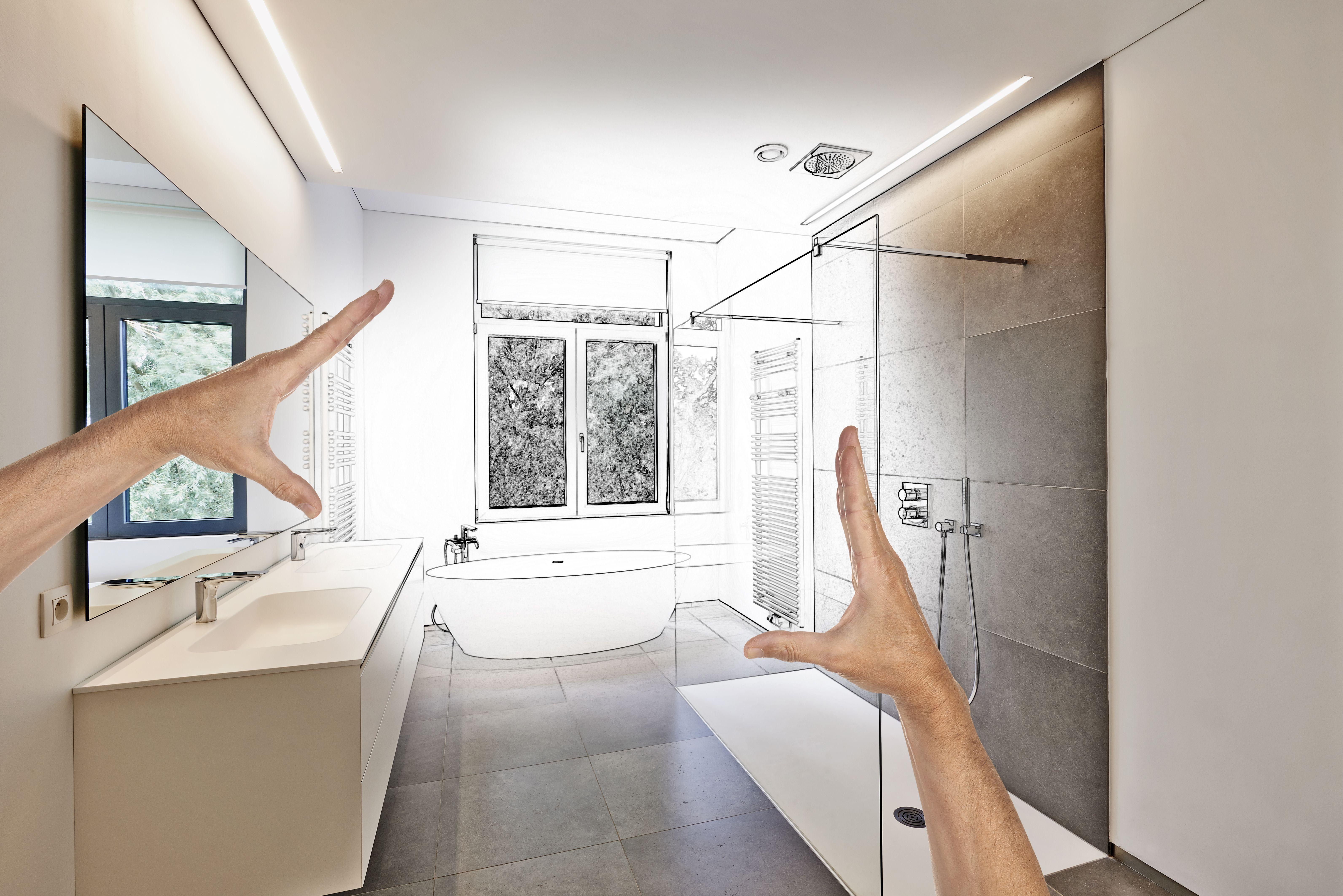 Badezimmer planen und gestalten   Badezimmer planen ...