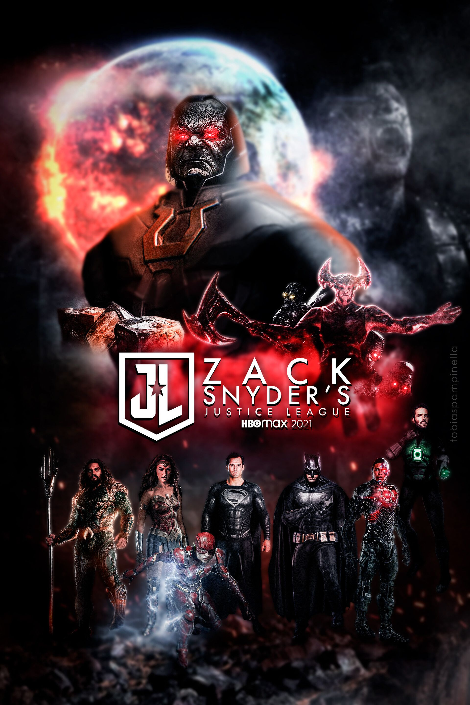 Zack Snyder S Justice League Hbo Max 2021 In 2021 Justice League League Dc Comics