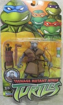 2002 *** SPLINTER COMPLETE *** TEENAGE MUTANT NINJA TURTLES TMNT