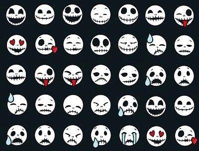 Jack (x35) [all as emojis] (As Emojis by Unknown ...