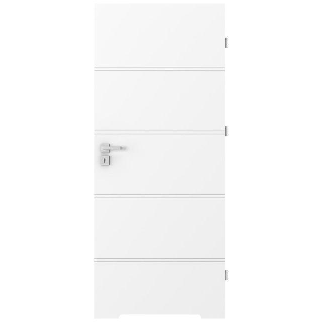 Skrzydlo Drzwiowe Trim Z Podcieciem Wentylacyjnym Prawe 80 Verte Grupa Porta Home Decor Decor Furniture
