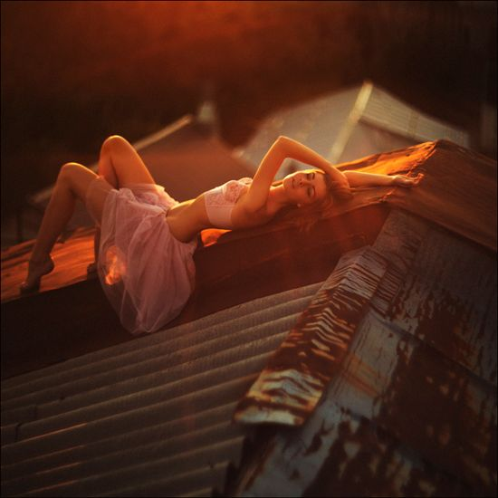 roof top boudoir