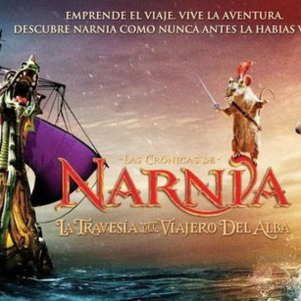 The Chronicles Of Narnia 3 1080p Bluray X265 700mb Narnia