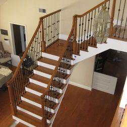Best Two Tone Staircase Interior Design Ideas Interior 640 x 480