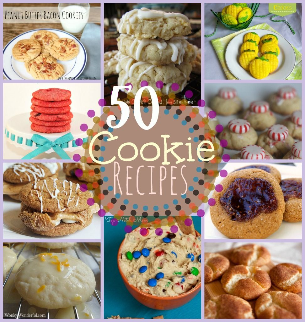 23 Mouthwatering Campfire Recipes You Need To Try: 50 #Cookie Recipes At Www.happyhourprojects.com